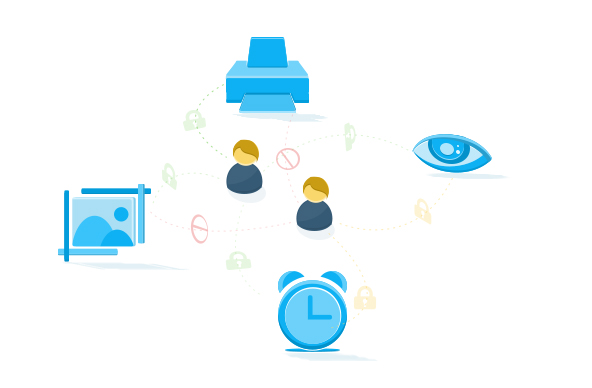u盘邮件 文档数据安全 加密软件系统_华途文档权限